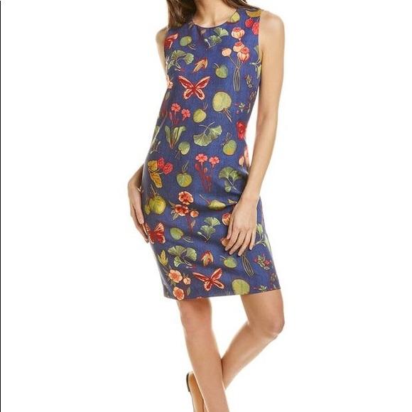 NWT J. McLaughlin Belinda Dress in Greenhouse